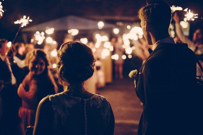 Exedition Glamping Wedding celebration
